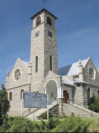 NG Kerk Springbok
