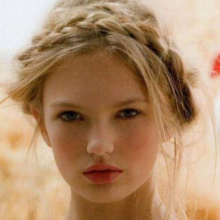 Coiffure romantique : 20 modèles de coiffures romantiques qui nous font rêver - Elle