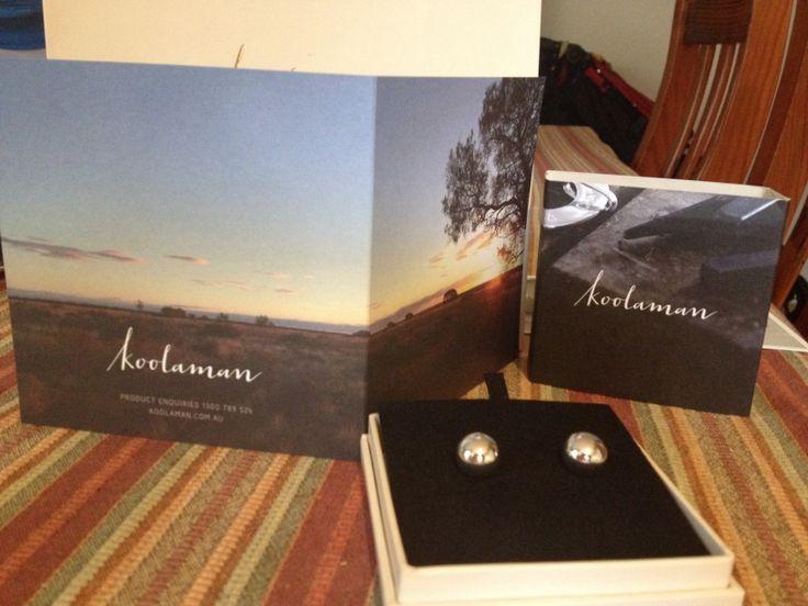 Love my Koolaman earrings