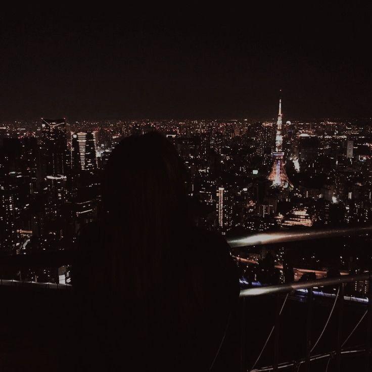 City Lights At Night, Night