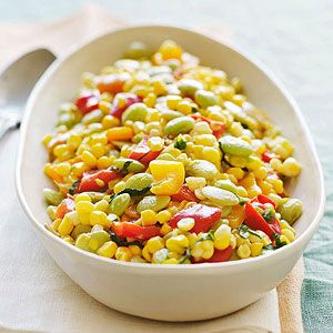 Potluck recipes (Summer Succotash)