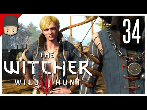 nice The Witcher 3: Wild Hunt - Ep.34 : Ves! (The Witcher 3 Gameplay / Walkthrough)