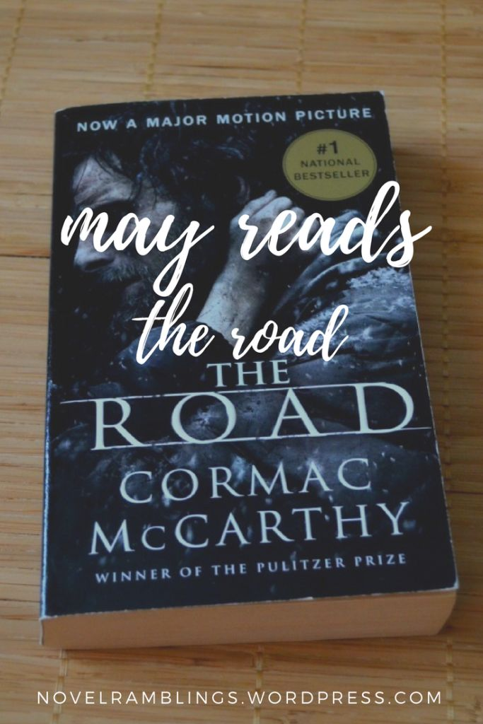 I read THE ROAD by Cormac McCarthy and loved it. Click to find out why I think it's one of the most beautiful novels I've ever read.