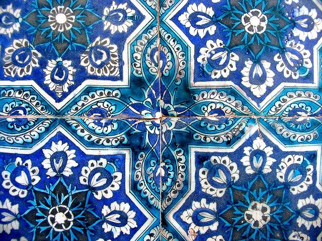 Turkish Tiles PATTERN Pinterest And Tile