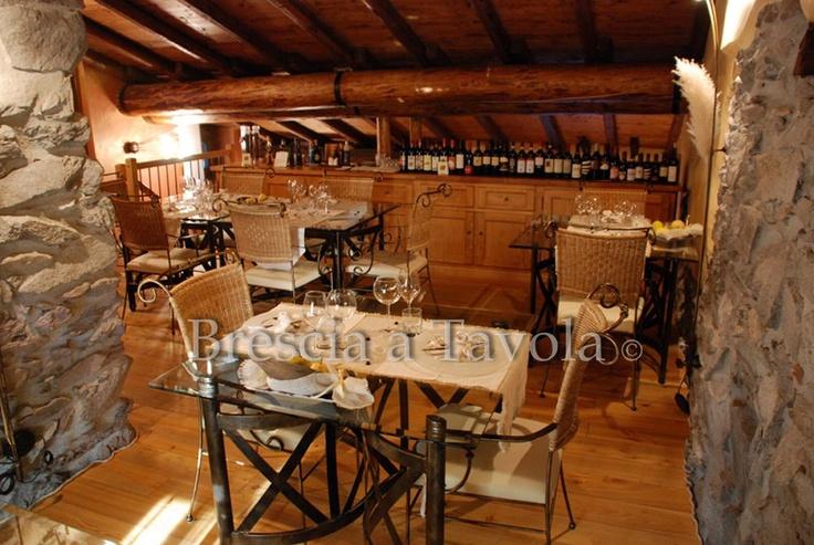 Ristorante Al Vicolo - Bessimo di Darfo (Valle Camonica)