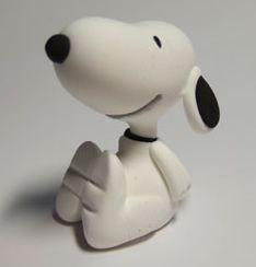 Hladno Porculanske Tutoriali: Slatka Critter tjedan: Snoopy udžbenik