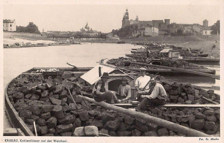 Wawel, Kraków - 1940 rok, stare zdjęcia