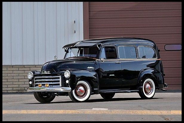 1952 GMC Suburban for sale by Mecum Auction