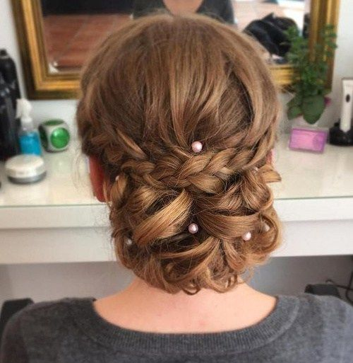 40 Most Delightful Prom Updos For Long Hair In 2017 Updo