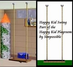 Emma's Simposium Sims 3 Cemetery: RIP 000063 - Happy Kid Swing by Simpossible - Donated!!!