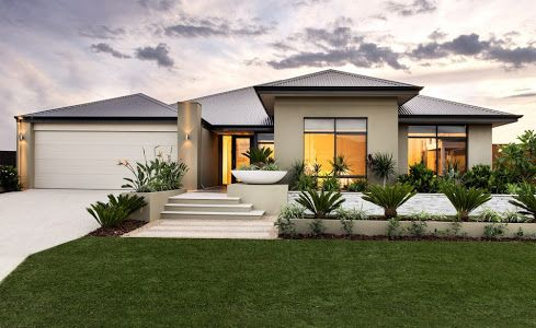 stunning 4 bedroom house design - Google Search