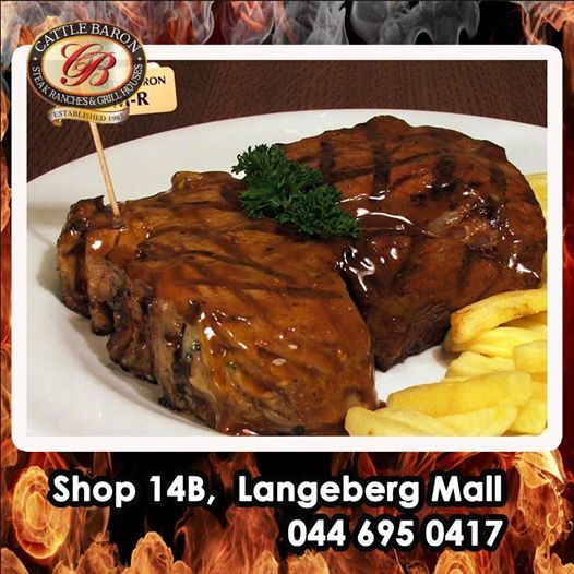 Cattle Baron Mossel Bay specializes in steak dishes and we would like to know which is your favorite cut of beef, Sirloin, Rump or T-Bone? Give us your comment and let's see which is the most popular. #steakhouse #cuisine #fun