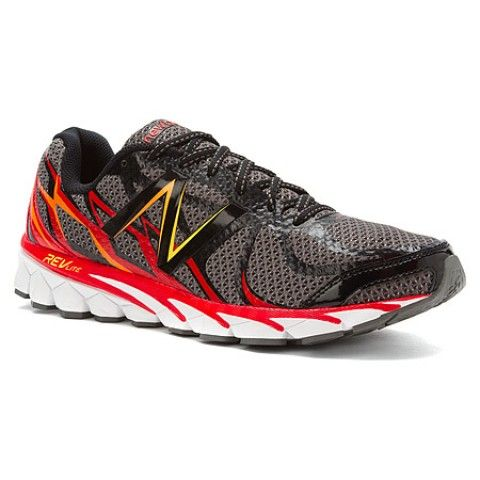 Mens New Balance Shoes M3190 Grey Red