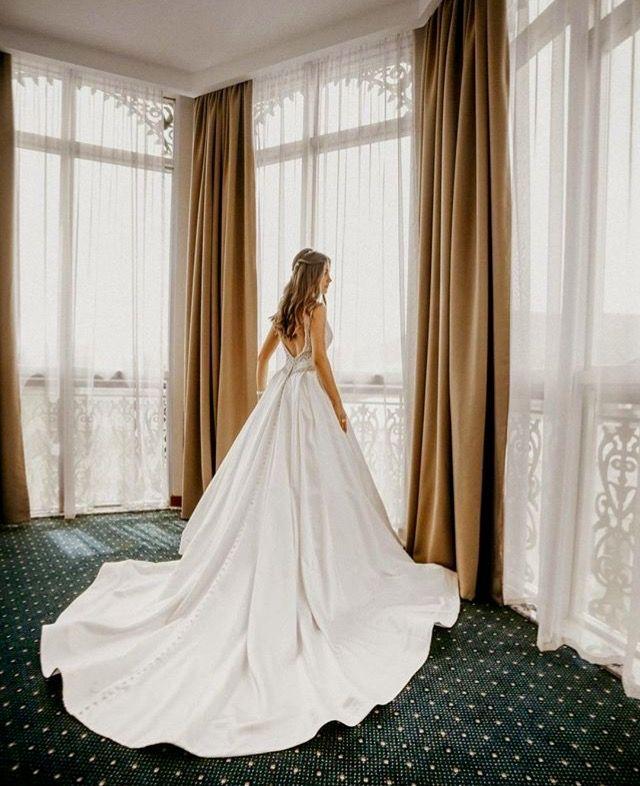 allure, maravilloso vestido de novia, si quieres conocer la marca