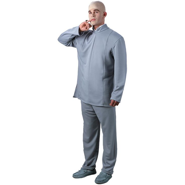 Dr Evil Costume Dlx