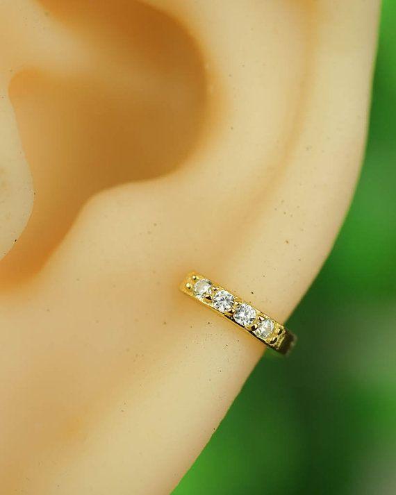 ear piercing helix hoop - photo #41