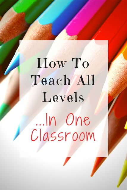 How To Teach All Levels...In The Same Classroom! || Ideas and inspiration for teaching GCSE English || www.gcse-english.com ||