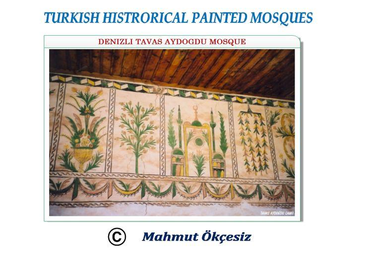 Aydogdu Village mosque