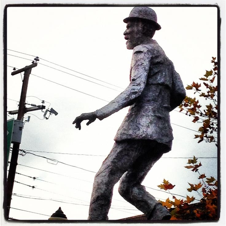 Mr Bojangles, Richmond, Virginia