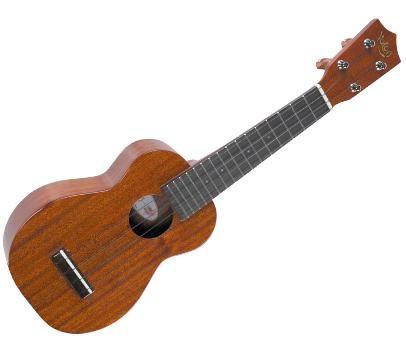But just maybe, like a ukulele