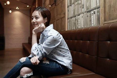 Who will be her next co-star, hopefully by 2017? #moonchaewon #bbong #actress