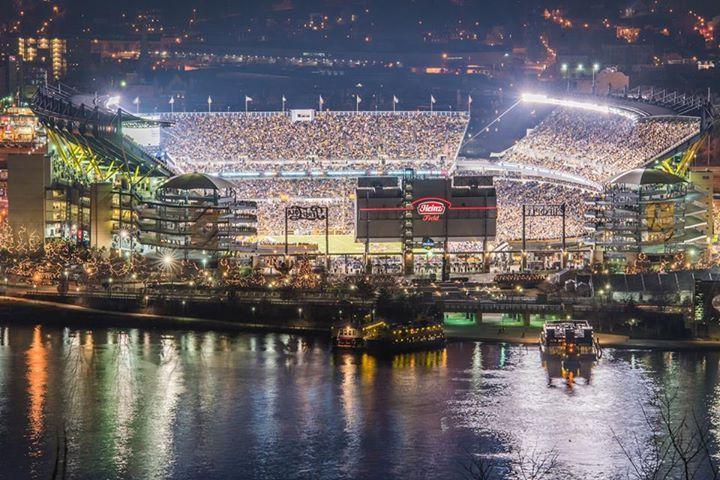 Heinz Field, Bengals vs Steelers, 12/28/14