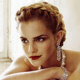 pretty everything! love the hair.: Hairstyles, Makeup, Emma Watson, Emmawatson, Hair Style, Beauty, Beautiful People