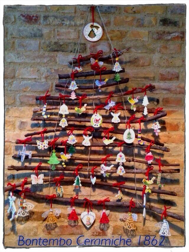 Piccoli oggetti per decorare il tuo albero.....