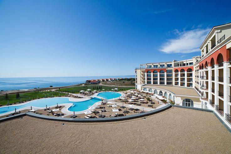 Lighthouse resort Resort med en betagende udsigt over Sortehavet, med absolut rolige og afslappende omgivelser.