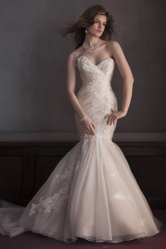 9 best Marisa Bridal images on Pinterest | Wedding frocks, Short ...