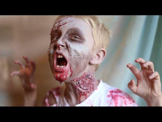 Zombi Makyajı ve Kostümü Nasıl Yapılır ,  #evdekostümyapımı #evdemakyajyapımı #zombikostümü #zombimakyajı , Evde kolaylıkla uygulayabileceğiniz zombi makyajı ve zombi kostümü izleyeceğiz. Şimdi buna ne gerek vardı diyebilirsiniz. Fakat tiyatro ve ben...