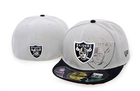 Oakland Raiders New Era NFL Team Screening 59 FIFTY cop