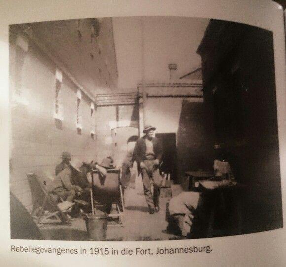 Krediet aan G D Scholtz - Die Rebellie 1914-1915