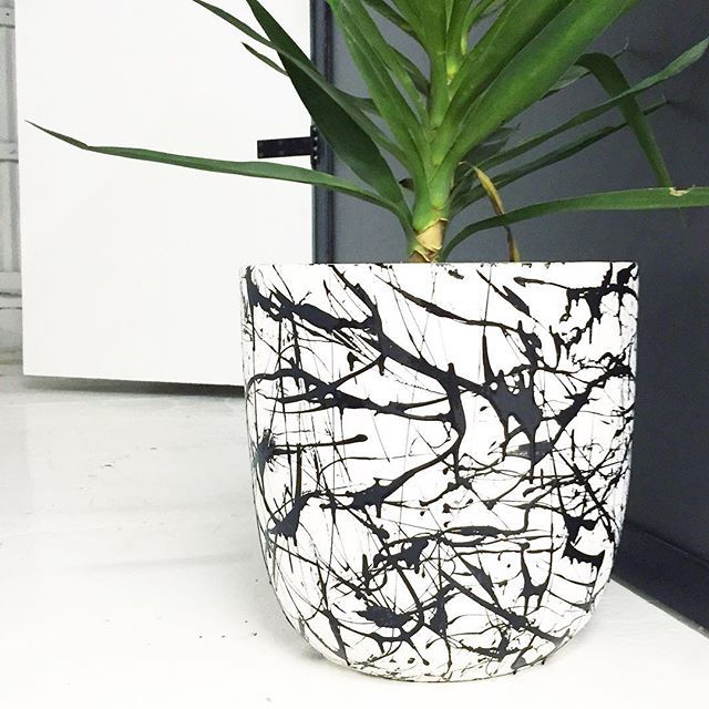 INTRODUCING OUR BRAND NEW LIMITED EDITION MARBLE POT!!!!!!! They are all once of a kind & hand painted to order. We hope you love them as much as we do!!!! Be the first to secure yours NOW at www.designtwins.com #marblepot #marbledecor #designtwins #dtworkshop #indoorpots #shoplocal #australianmade