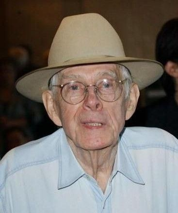 Harry Morgan who played Colonel Sherman T. Potter on the TV Show M*A*S*H  (1915-2011)  Sherman Potter loved his hats!