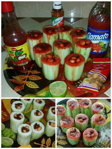 Pepinos Locos! Mexican sushi