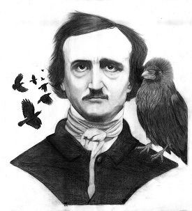 Poe: el presagio final del cuervo atormentado.