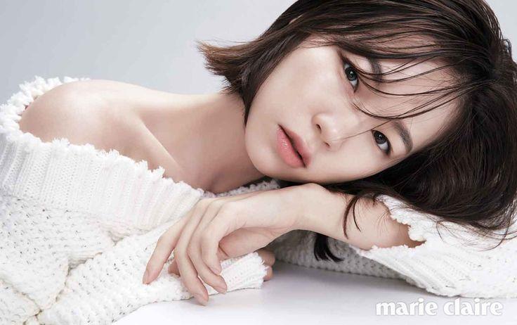 한예리(韓藝里 Han Ye-ri) Han Ye Ri - Marie Claire Magazine November Issue '16