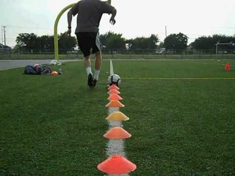 First Touch Training DFW Soccer Skills crafts-and-kids-stuff