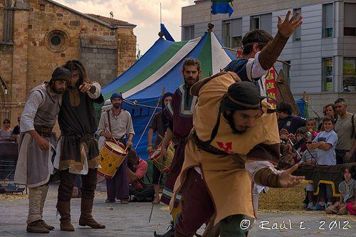"""Ávila ya empieza a """"oler a medieval"""" - XVII Jornadas Medievales"""