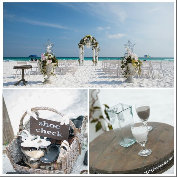 Long Beach Wedding Ceremony Only: 131 Best Vintage Beach Weddings Images On Pinterest