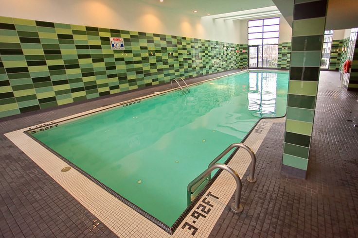 9 Smithe Mews Amenities - Indoor Pool & Hot Tub