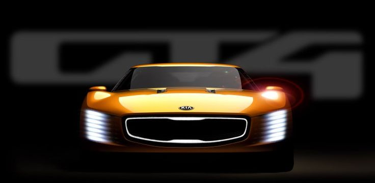 Are #Kia About To Become Cool? Check Out The Sleek Concept Car 'GT4 Stinger' by Hitting the Image. You Might Get a Nice Surprise...