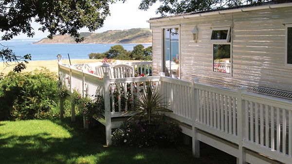 Thorness Bay Holiday Park, Thorness, Cowes, Isle of Wight. Pet Friendly Self Catering Holiday Accommodation on the British Isles. Accepts Dogs & Small Pets #WeAcceptPets