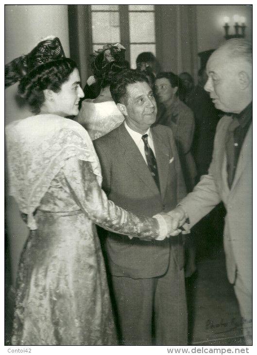Madeleine Boyer 3ème Reine d'Arles (1954-1958)