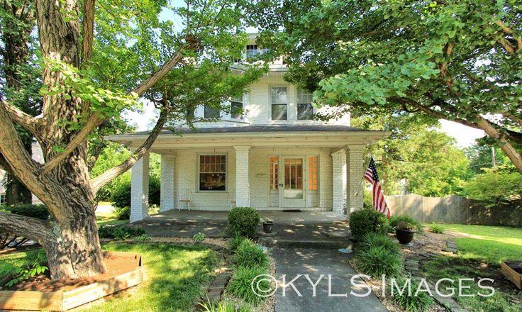 House for sale Danville Kentucky, Historic Home in KY, Danville Kentucky Realtor