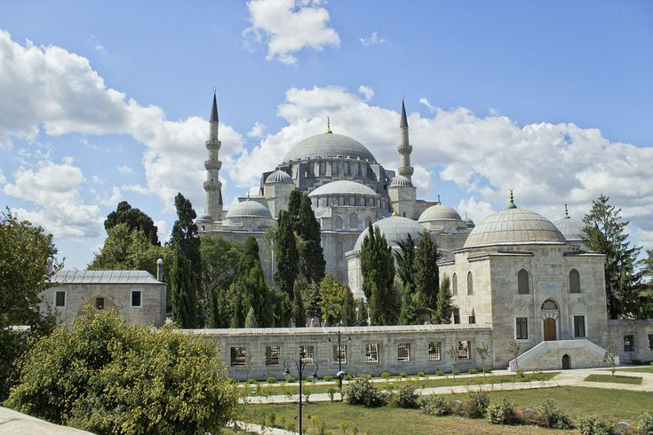 Suleymaniye Mosque - http://privateistanbultours.com/suleymaniye-mosque/
