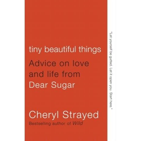 """""""You will learn a lot about yourself if you stretch in the direction of goodness, of bigness, of kindness, of forgiveness, of emotional bravery. Be a warrior for love.""""  ― Cheryl Strayed, Tiny Beautiful Things: Advice on Love and Life from Dear Sugar"""