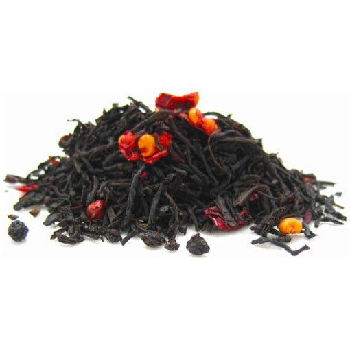 Blackcurrant Cassis Black Tea Blend • Loose Leaf Tea