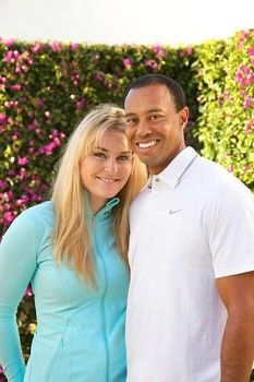 Lindsey Vonn made fun of her new boyfriend, Tiger Woods during his infamous cheating scandal.